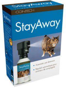 Activated Alarm Air Humane Cat Dog Pet Deterrent Training Devece NEW