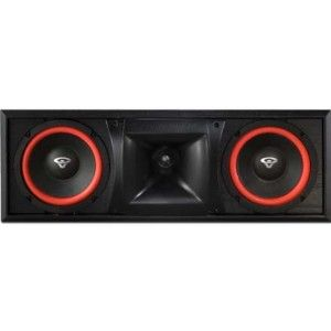 Vega XLS 6C 6 5in 2 Way Center Channel Speaker 0743658401224
