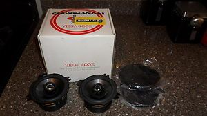CERWIN VEGA CAR SPEAKERS VEGA 4002 4 INCH MULTI ELEMENT FULL RANGE