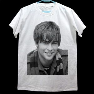 Chace Crawford Gossip Girl Nate Archibald T Shirt S
