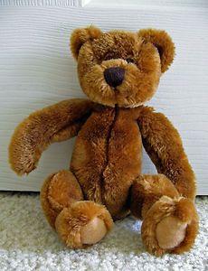 TEDDY BEAR   Soft & Plush   GREAT GIFT – Mocha Brown Color