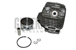 Chainsaws Stihl 026 MS260 Motor Cylinder Kit Piston Rings Parts 44 7mm