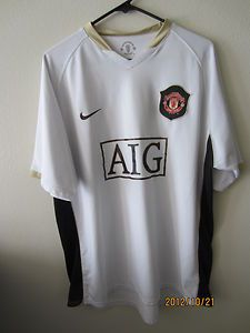 MANCHESTER UNITED SHIRTS Jersey 2007 Champions League Ronaldo