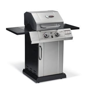 Char Broil Gourmet TRU Infrared 2 Burner Propane Gas Grill 463250210