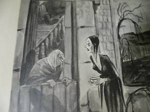 Charles Addams Family Morticia New Yorker Magazine