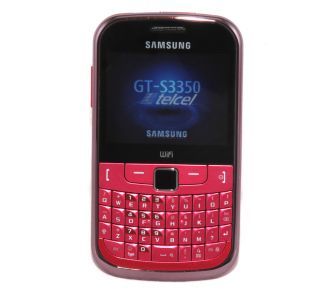 Samsung Chat GT S3350 Smartphone for Mexicos Telcel Network Windows