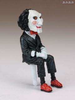 Jigsaw saw doll cellphone accessories billy puppet dock cover dust cap
