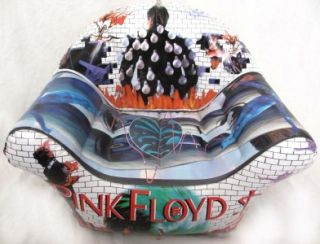 Pink Floyd SUPER RARE Inflatable Chair/Couch from 1994 Promo