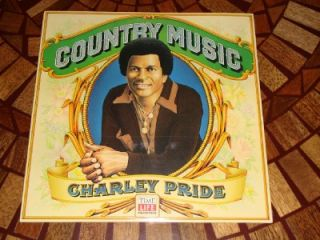 Charley Pride Time Life Records Country Music SEALED LP