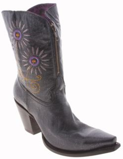 charlie 1 horse by lucchese black leather i4942 boots size womens 9 5
