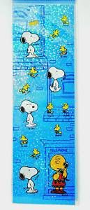 Kawaii Snoopy Charlie Brown Woodstock Sticker Sheet