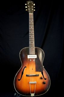 ES 100 Archtop Electric Guitar Charlie Christian Pup GRLC886