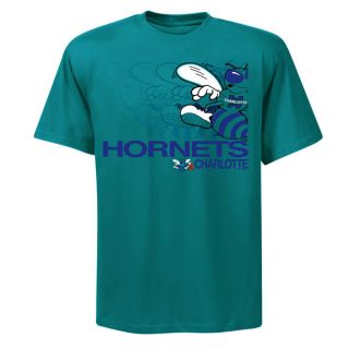 Charlotte Hornets NBA Hardwood Classic Hookup T Shirt