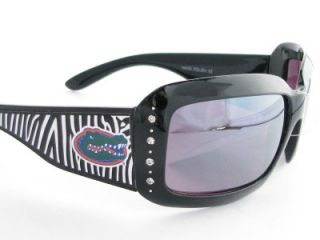 Florida Gators Black Zebra Women Sunglasses uf Officially Licensed 4