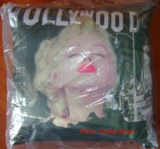 Marilyn Monroe Cushion Pillow M10105 Black