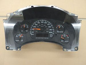 Cluster 1996 1998 Chevy Astro Van GMC Savana 16267555
