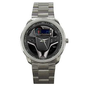 NEW 2012 Hot New Chevrolet Sonic Steering Wheels Sport Metal Watch
