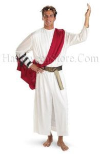 Roman Greek God Adult Cesar Toga Costume