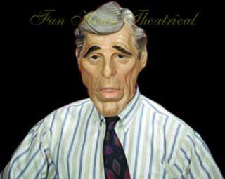 Senator John Kerry Mask Political Overhead Latex 60052