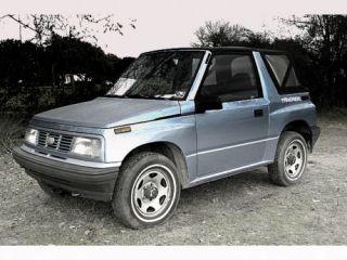 01 2002 Suzuki Sidekick Vitara Chevy Geo Tracker Replacement Soft Top