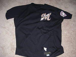 Vintage Mizuno Pro Marines Chiba Lotte Baseball 28 Jersey Japan Game