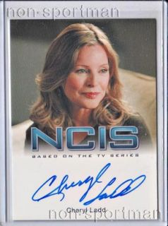 ncis cheryl ladd autograph this is a mint ncis based on the tv series