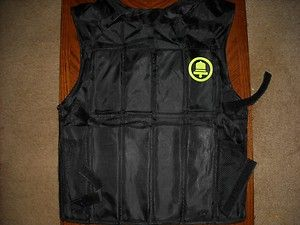 Paintball Airsoft Chest Protector Guard Body Armor Vest Black