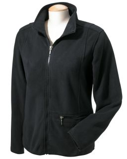 Chestnut Hill Ladies Microfleece Full Zip Jacket CH900W