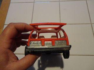 Vintage Chevette Car Model Toy Plastic Chevrolet GMC Chevy