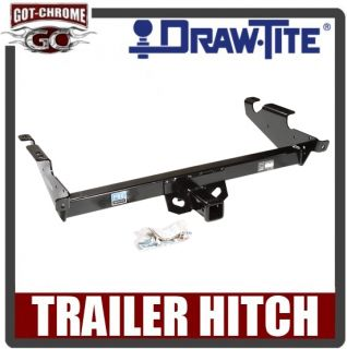 Draw Tite Pro Series Trailer Hitch Receiver Chevy / GMC G Series Van