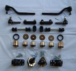 1962 Chevrolet Nova or Chevy II New Front End Suspension Rebuild Kit