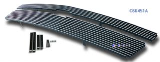 Billet Grille Insert 07   10 Chevy Suburban Front Upper Polished