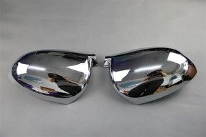 Chrome Mirror Covers for 2011 Chevrolet Sonic Aveo T300 Holden Barina
