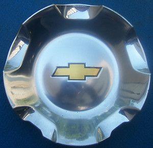 Chevrolet Tahoe Suburban Avalanche Silverado 1500 20 Polished Center