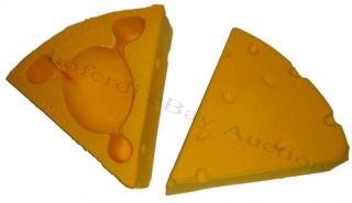 Original cheesehead Foam Hat Cheese Head Green Bay Packers NFL