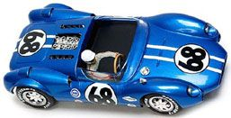 NEW Rare Monogram Series II 1/32 Cooper Ford Slot Car / Model Body Kit