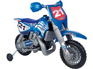 Childrens Operated Electric Powered Ride on V6 Kids Dirt Bike Toy