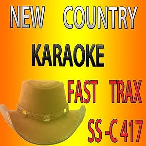 SS C417 NEW KARAOKE CD+G AUGUST 2012 COUNTRY SONGS, NEON w/Chris Young