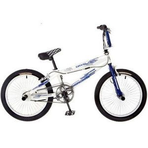 Mongoose kids childrens childs boys 20 inch bmx bike bicycle x mas