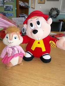 Alvin The Chipmunks Singing Dancing Alvin Christmas Song Ty Brittany