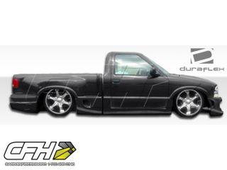 FRP Chevrolet S10 Stepside Drifter Body Kit   6 Pc 00 04 Fantastic