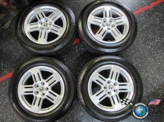 Honda Odyssey Factory 18 Wheels Tires OEM Rims Ridgeline Pilot 64021