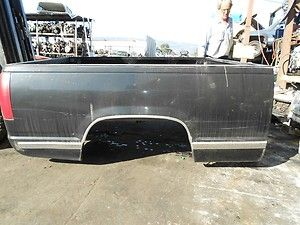 88 98 Chevy Silverado Pickup Truck Bed Short Black 89 90 91 92 93