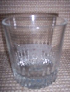 Chivas Regal Vonpok Sword Whisky Glass 12 Years Italy