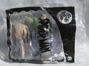 McDonalds The Spectacular Spider Man Sandman toy #8 NIB 2009