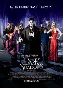 Shadows ORIGINAL D S 27x40 Movie Poster Johnny Depp Chloe Grace Moretz