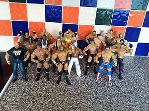 WWE Deluxe Figure Variety Big Choice Inc Zack Ryder R Truth Evan