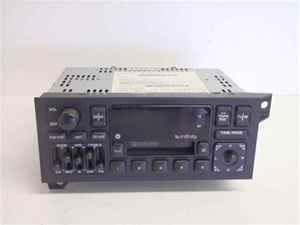 chrysler concorde dynasty radio cassette player oem
