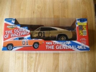 George Barris Gold Chrome General Lee Ultra RARE Only 100 Produced