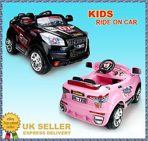12V Twin Motor Kids Children Ride on Car Electric Battery Powered Audi